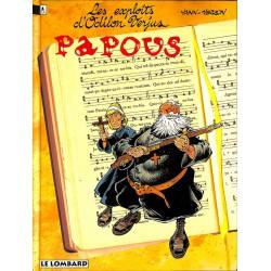 ABAO Bandes dessinées Les exploits d'Odilon Verjus 01 + Ex-Libris