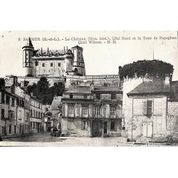ABAO 49 - Maine-et-Loire [49] Saumur - Quai Wilson.