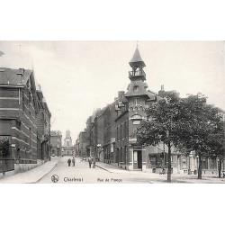 Hainaut Charleroi - Rue de France.