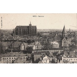 57 - Moselle [57] Metz - Panorama.