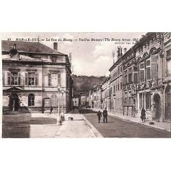 ABAO 55 - Meuse [55] Bar-le-Duc - La Rue du Bourg.