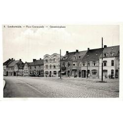 Flandre occidentale Middelkerke - Lombartsijde. Place Communale.