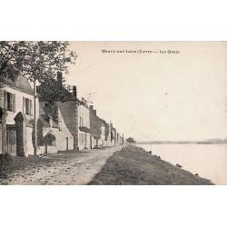 ABAO 58 - Nièvre [58] Neuvy-sur-Loire - Les Quais.