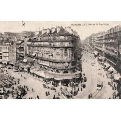 ABAO 13 - Bouches-du-Rhône [13] Marseille - Rue de la République.