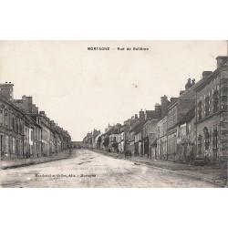 ABAO 61 - Orne [61] Mortagne-au-Perche - Rue de Bellème.