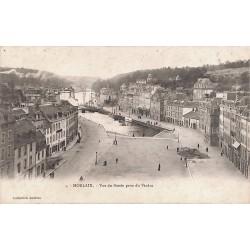 29 - Finistère [29] Morlaix - Vue du Bassin prise du Viaduc.