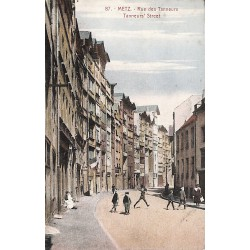 ABAO 57 - Moselle [57] Metz - Rue des Tanneurs.