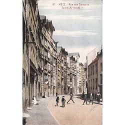 57 - Moselle [57] Metz - Rue des Tanneurs.