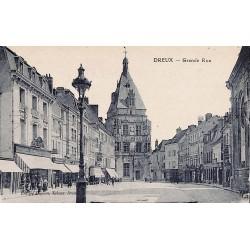 ABAO 28 - Eure-et-Loir [28] Dreux - Grande Rue.