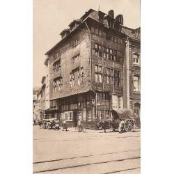 Liège Liège - Vieille maison du Quai de la Goffe.