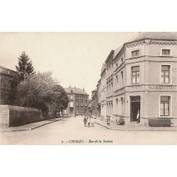 Hainaut Chimay - Rue de la Station.
