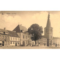 Brabant wallon Jodoigne - Grand'Place.