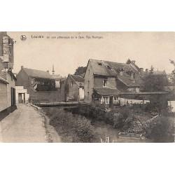 Brabant flamand Louvain / Leuven - Rue Redingen.