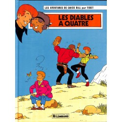 ABAO Bandes dessinées Chick Bill 44 (54)