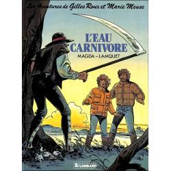 Bandes dessinées Gilles Roux et Marie Meuse 02