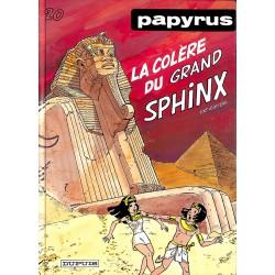 Bandes dessinées Papyrus 20