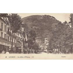 31 - Haute Garonne [31] Luchon - Les allées d'Etigny.