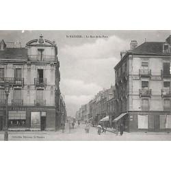 44 - Loire Atlantique [44] Saint-Nazaire - La Rue de la Paix.