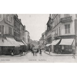 ABAO 60 - Oise [60] Compiègne - Rue Solférino.