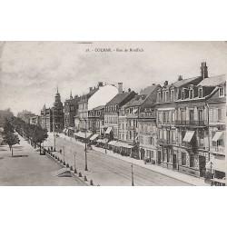 ABAO 68 - Haut-Rhin [68] Colmar - Rue de Rouffach.