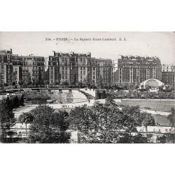 75 - Paris [75] Paris - Le Square Saint-Lambert.