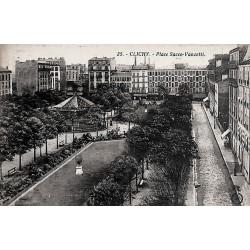 92 - Hauts-de-Seine [92] Clichy - Place Sacco-Vanzetti.
