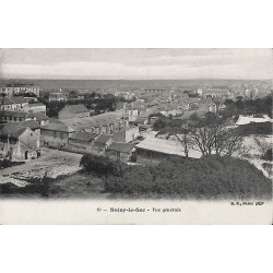 93 - Seine-St-Denis [93] Noisy-le-Sec - Vue générale.