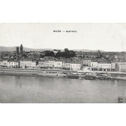 ABAO 71 - Saône-et-Loire [71] Mâcon - Quai Nord.