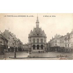 77 - Seine-et-Marne [77] La Ferté-sous-Jouarre - L'Hôtel de Ville.