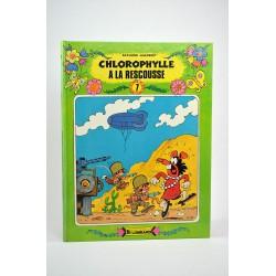 Bandes dessinées Chlorophylle (série verte) 07