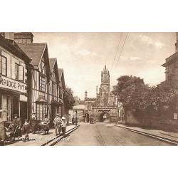 Royaume-Uni Warwick - East Gate.