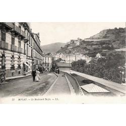 63 - Puy-de-Dôme [63] Royat - Boulevard Bazin.