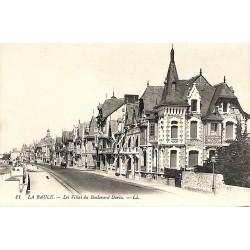 44 - Loire Atlantique [44] La Baule-Escoublac - Les Villas du Boulevard Darlu.