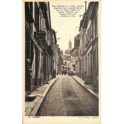 ABAO 89 - Yonne [89] Joigny - Rue Montant au Palais.