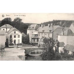 Namur Yvoir - Le pont sur le Bocq.