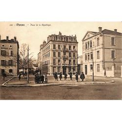 38 - Isère [38] Vienne - Place de la République.