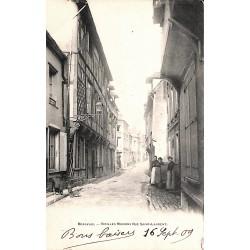 ABAO 60 - Oise [60] Beauvais - Vieilles maisons Rue Saint Laurent.