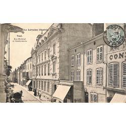 ABAO 54 - Meurthe-et-Moselle [54] Toul - Rue Michâtel et Gendarmerie.