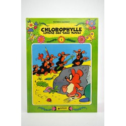 ABAO Bandes dessinées Chlorophylle (série verte) 03