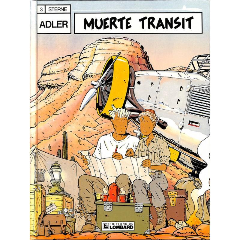 ABAO Bandes dessinées Adler 03