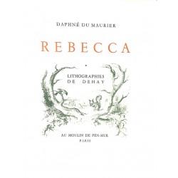 Littérature Du Maurier (Daphné) - Rebecca. (2 tomes)