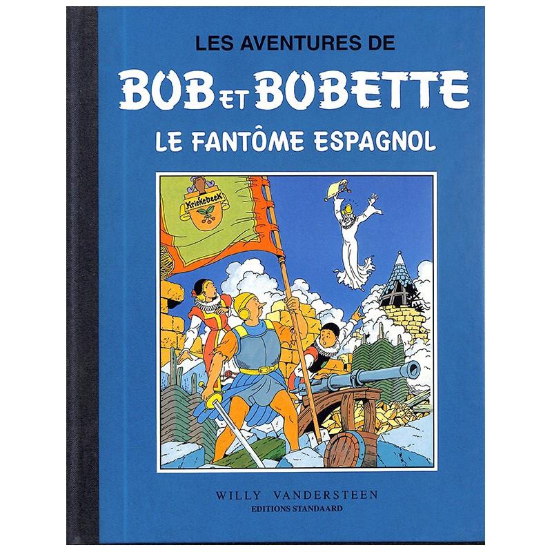 ABAO Bandes dessinées Bob et Bobelle (Collection Classique Bleue) 01