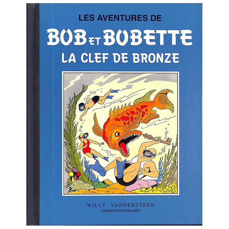 ABAO Bandes dessinées Bob et Bobelle (Collection Classique Bleue) 02