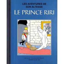 Bandes dessinées Le Prince Riri (Collection Classique Bleue) 01