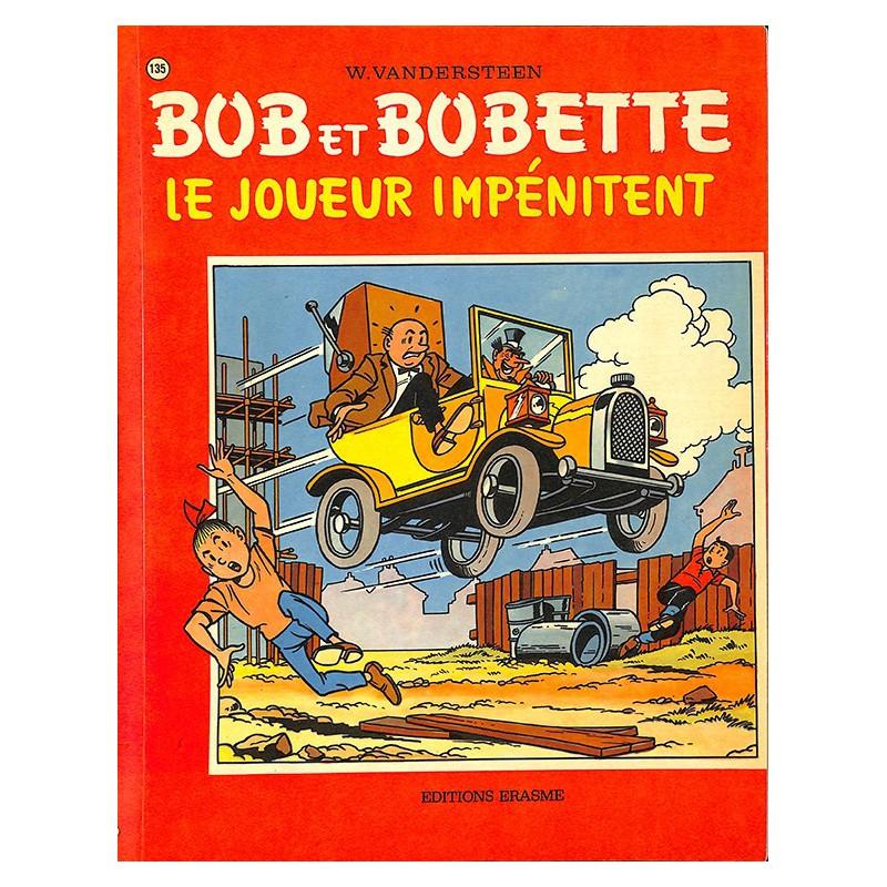 ABAO Bandes dessinées Bob et Bobette 135