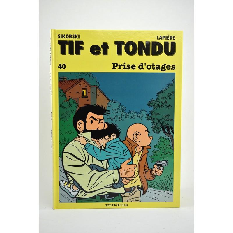 Bandes dessinées Tif et Tondu 40