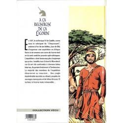 ABAO Miralles (Ana) A la recherche de la Licorne 02