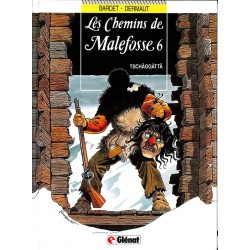 Bandes dessinées Les Chemins de Malefosse 06