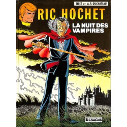 ABAO Bandes dessinées Ric Hochet 34