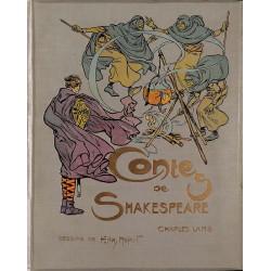 1900- LAMB, Charles.- CONTES DE SHAKESPEARE.